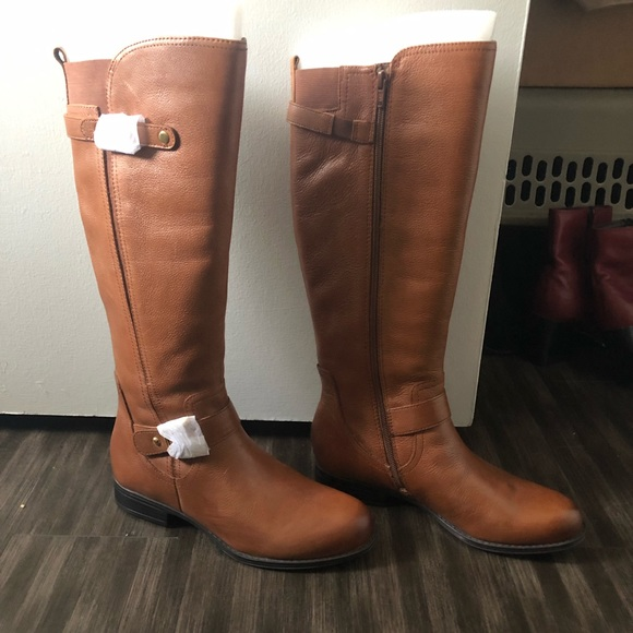 ad75e9a4be1 Naturalizer Knee High Riding Boots